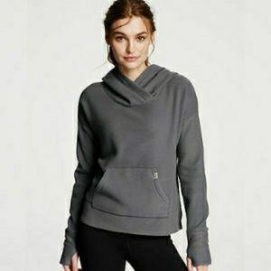 VSX Sport Gray Fleece Pullover Hoodie